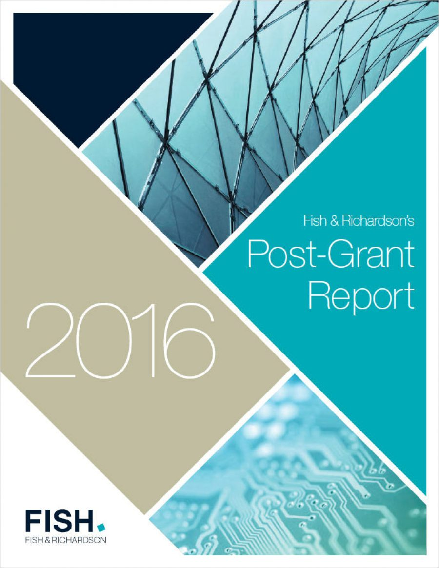 Fish Post-Grant Report 2016