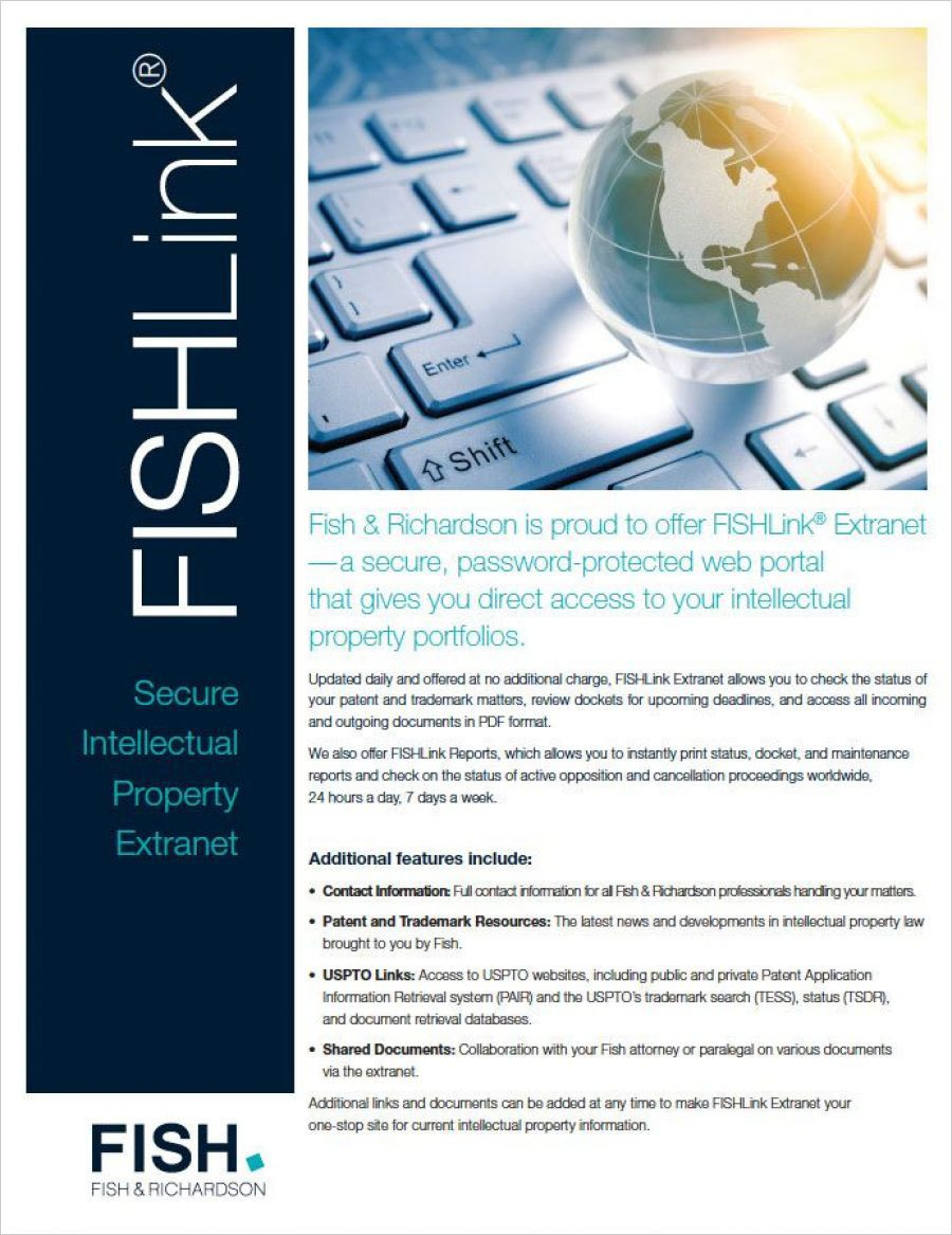 FISHLink Extranets