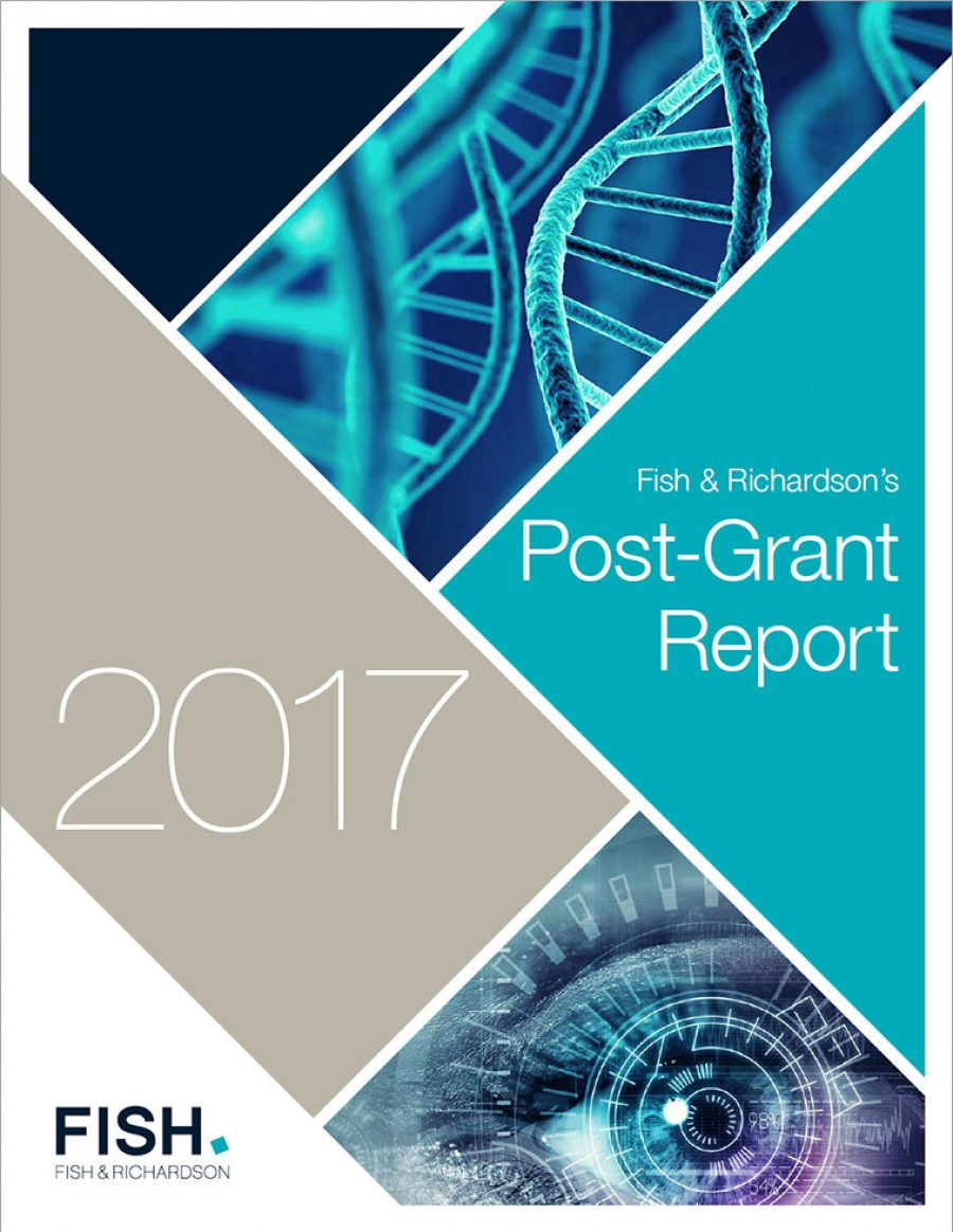 Fish Post-Grant Report 2017